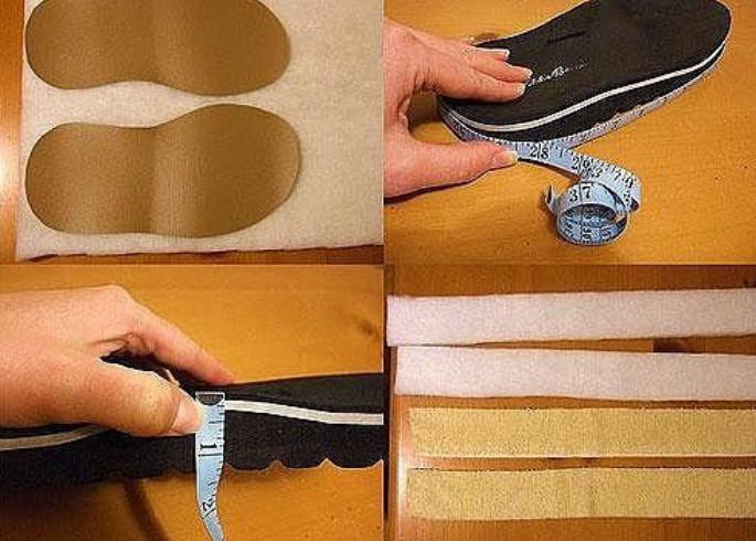 Оказывается, вот как можно сшить мягкие тапочки своими руками!