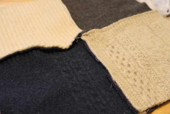 Что можно сделать из старого свитера