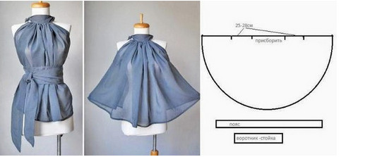 Выкройки для не умеющих шить. Идеи, советы, мастер класс своими руками