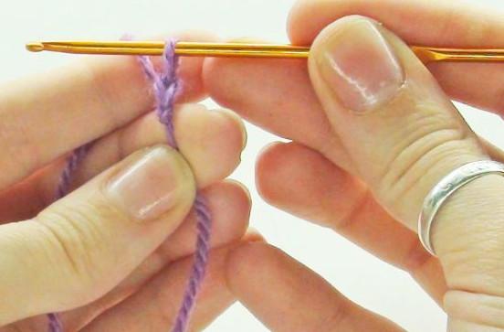 Пошаговый самоучитель вязания крючком. Урок 22.