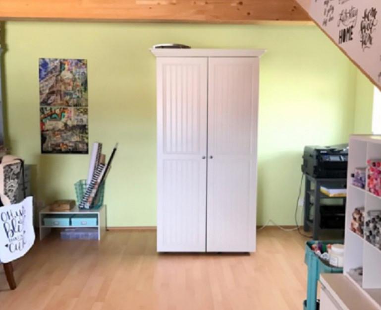 Этот шкаф изменит твою жизнь! Только загляни внутрь…