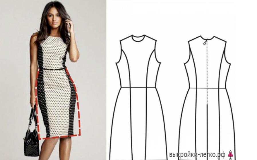 Коллекция платьев на любой случай: простые и эффектные платья с выкройками своими руками