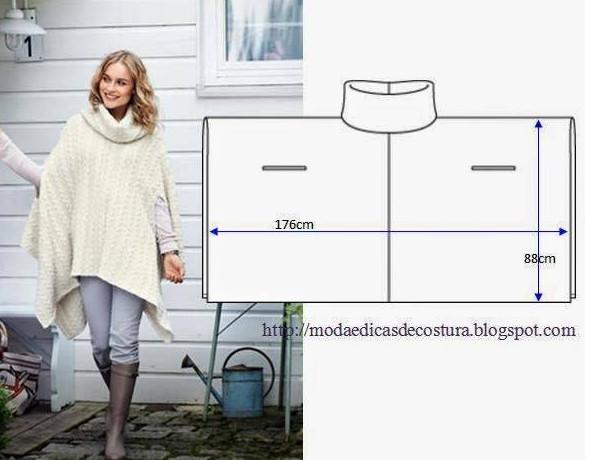 7 моделей верхней одежды с выкройками