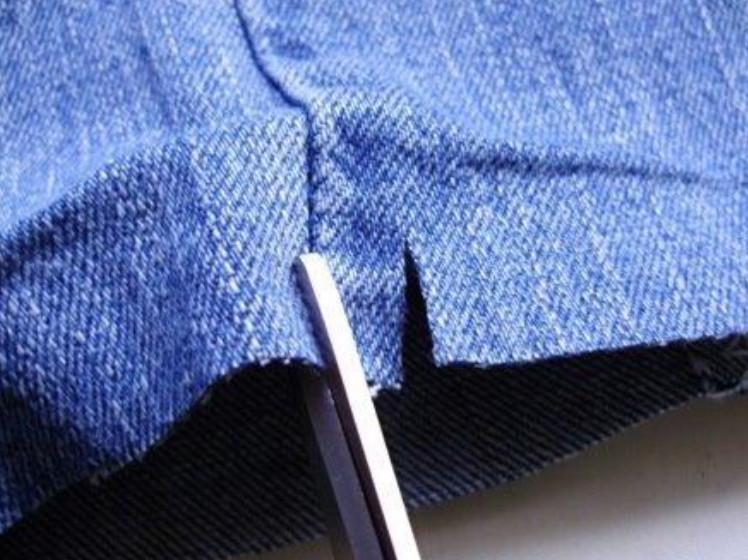 Как подшить джинсы. Будут как фабричные! Идеи и мастер класс своими руками