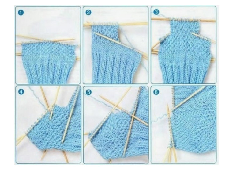 Как связать носки своими руками