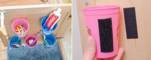 Липучка - интересные идеи для дома... Неожиданно полезные штучки!