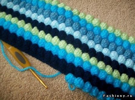 Идеи для хэндмейда. Вязание (часть 2)... Стоит только освоить вязание, и открываются невероятные возможности для творчества!