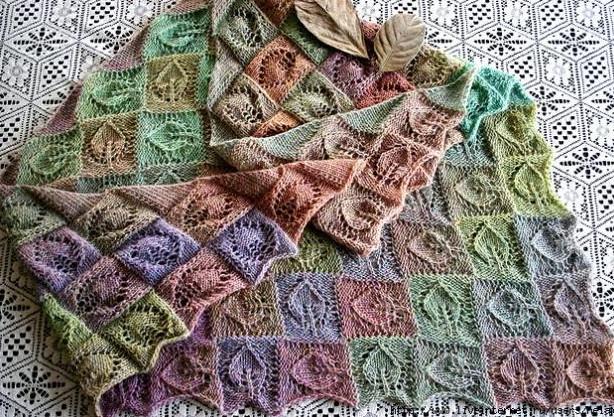 техника плетеного вязания энтерлак шаг за шагом увлекательная