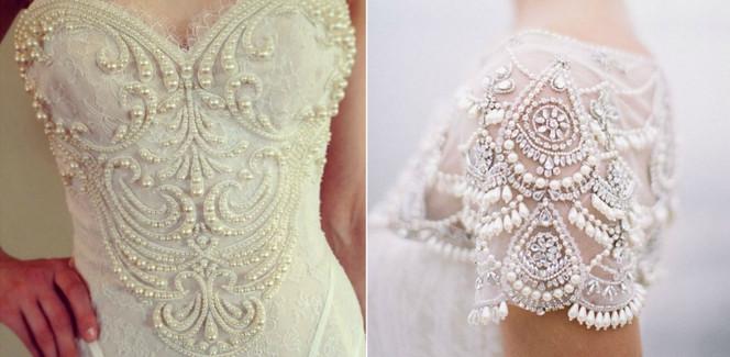 Вышивка бисером на одежде: фото, идеи и мастер класс своими руками