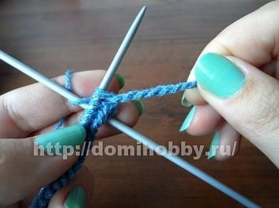 Вязание спицами скрученной бахромы... Она аккуратно выглядит, а скрученные нити не рассыпаются и не лохматятся!