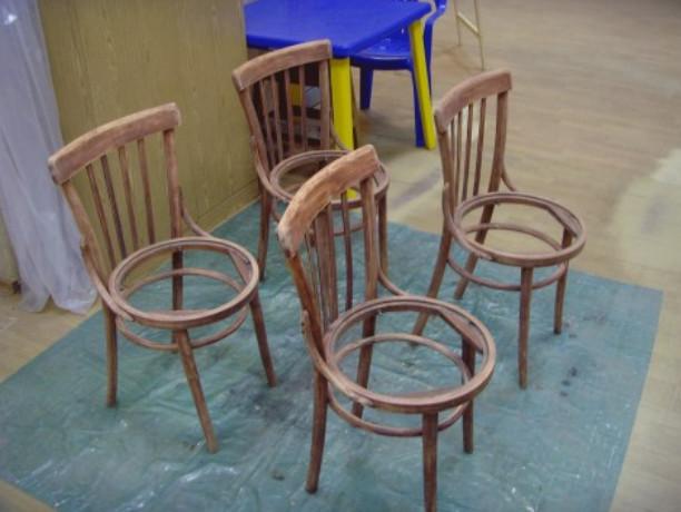 Переделка старых стульев... Разбираем стул на запчасти как конструктор!