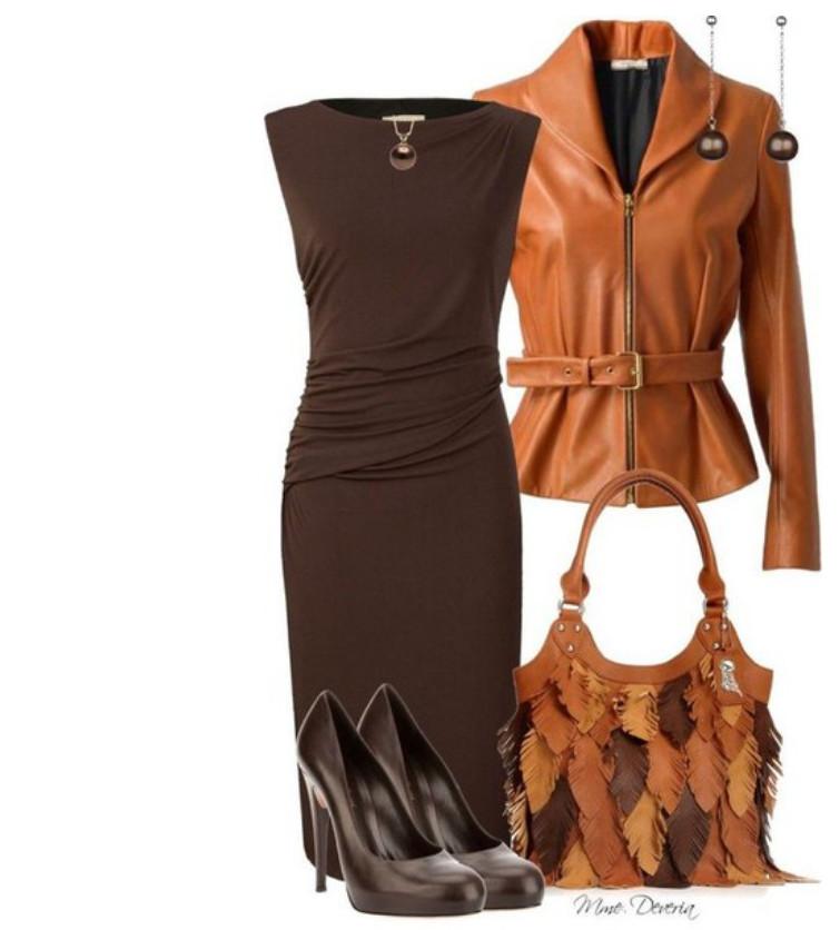 9 Новых идей, с чем носить платья и юбки в этом году!