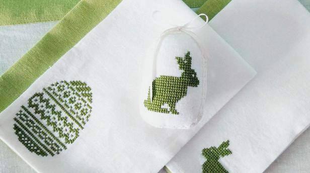 Пасхальное полотенце: каким должно быть и что на нём изображать. Жаль, мало кто соблюдает сейчас традиции…
