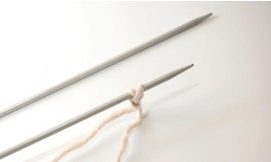 Наборный край в виде шнура: мастер-класс по созданию крепкого эластичного края... Наборный край можно использовать не только как начало вязания, но и как способ набрать дополнительные петли сбоку от вязаного полотна!