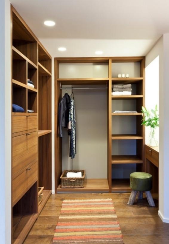 Встроенный шкаф... Полезные рекомендации!