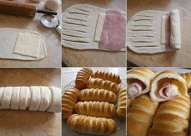 Как делать слоеное тесто рецепт фото