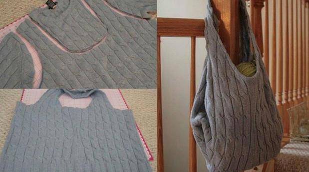 Как переделать старый свитер: 15 интересных, уютных и теплых идей!