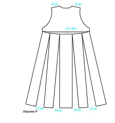 Тренд 2017 года всего за два часа! Летящее платье своими руками....