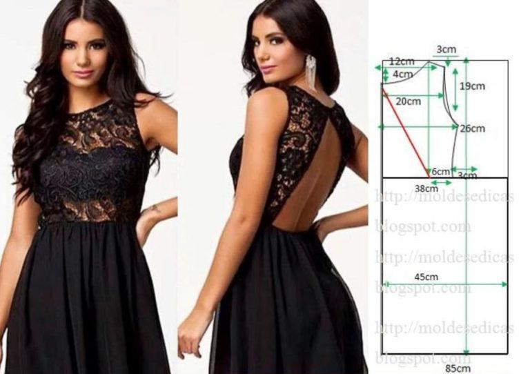 Сшить красивые платья