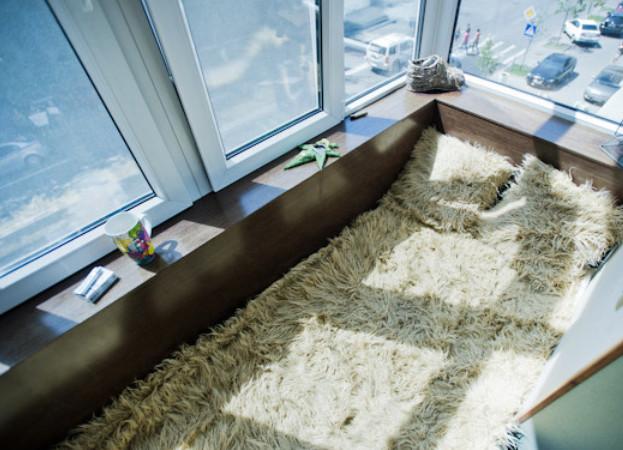 Балкон должен быть для уюта, а не для хлама! Давайте просто посмотрим, как интересно и со вкусом использовать балкон...