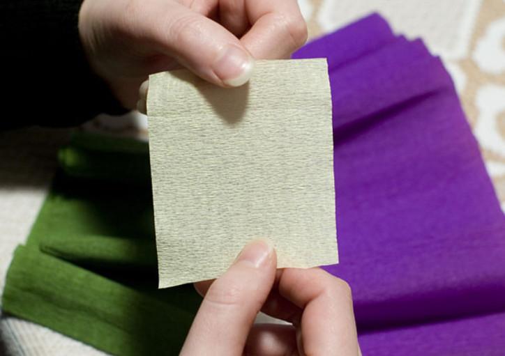 Шикарнейшие крокусы из бумаги своими руками... Пошаговый мастер класс!