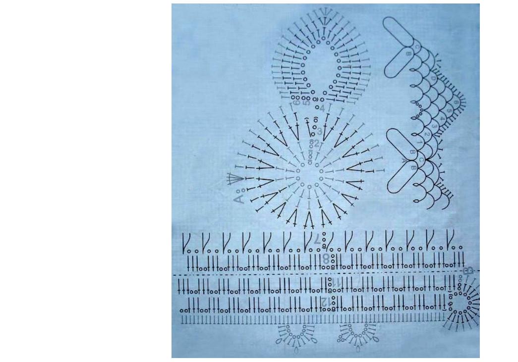 Вязаный пасхальный декор: красивые праздничные идеи...