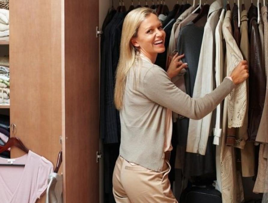 6 трюков уборки в шкафу, ставшие хитами... Лучше не придумаешь!
