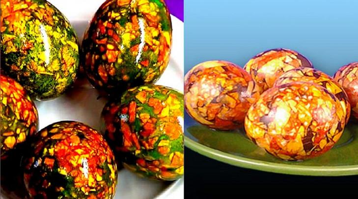 20 простых способов сделать из пасхального яйца настоящий шедевр...