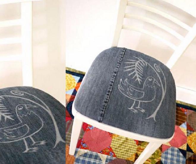 Хоть бери и никогда не выбрасывай старые джинсы! 30 эксклюзивных идей!