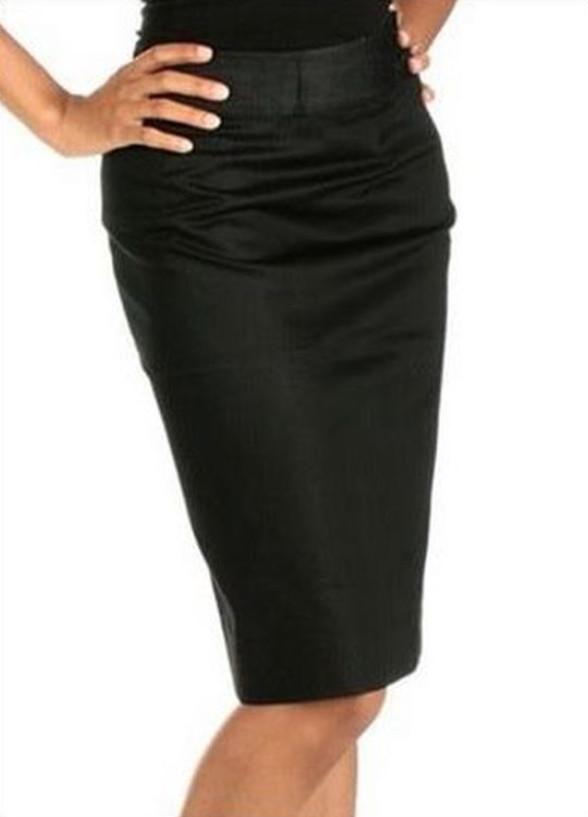 Юбка-карандаш: шьём классическую юбку и с декоративными элементами...