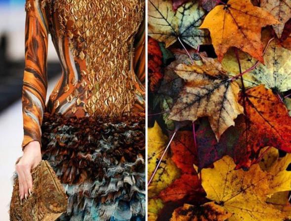 Мода и природные явления, или Что вдохновляет дизайнеров...