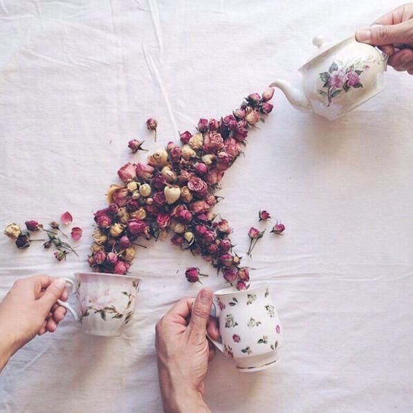 Как положить весну в шкатулку: цветочный рай Марины Малиновской... Какие замечательные украшения!