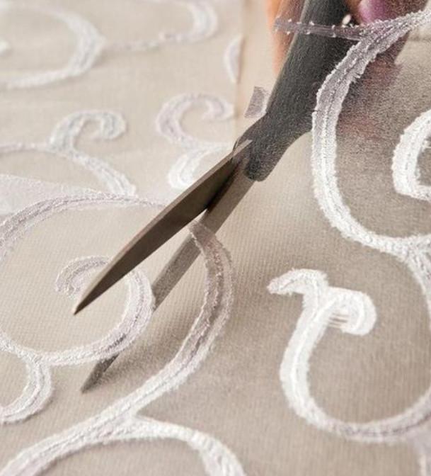 Шьем занавески для пластиковых окон... Очень нежно, креативно и весьма необычно!