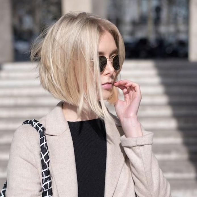 Градуированное каре на короткие и средние волосы: 30 стильных вариантов... Всегда хотела!