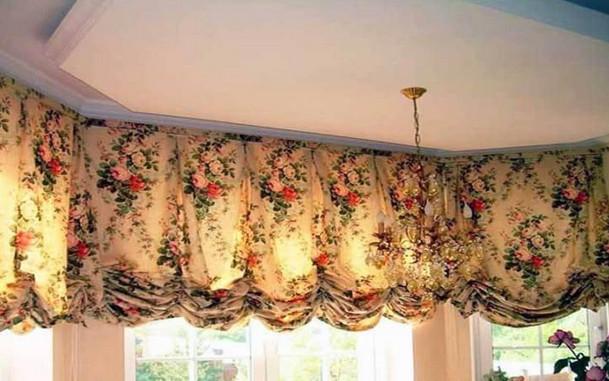 Пошила шторы на кухню, и теперь меня не остановить... Очень простая деталь преображает весь дом!