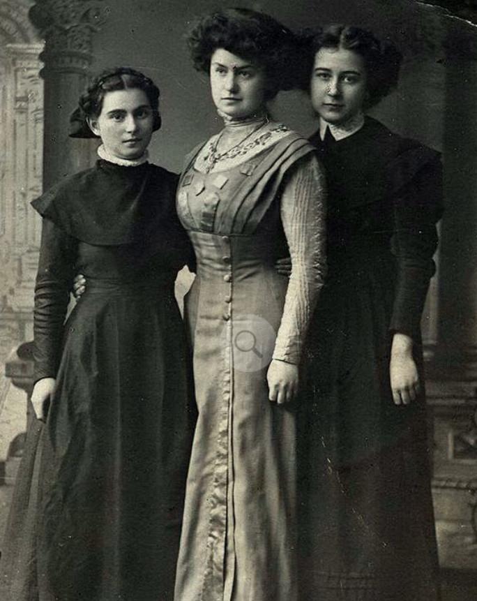 Русские женщины — дореволюционные фотографии из частной коллекции! (Часть 1)