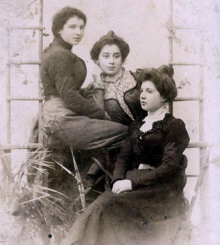 Русские женщины — дореволюционные фотографии из частной коллекции! (Часть 2)