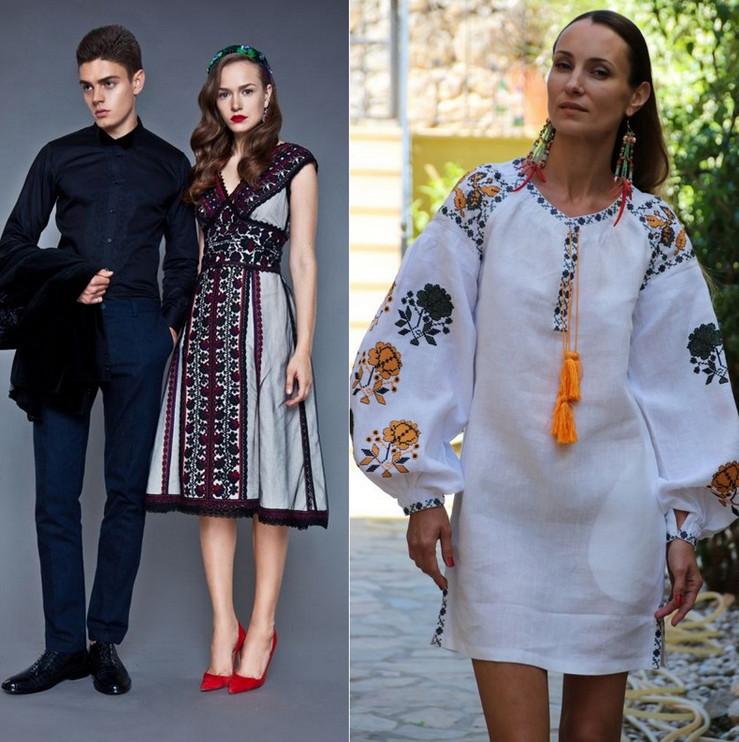Всемирный модный бум на вышиванки: этно-орнамент используют все именитые дизайнеры!