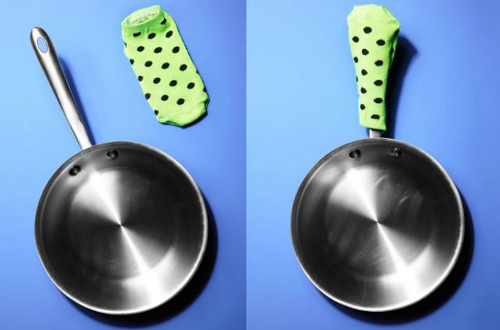 Если носок остался без пары... 10 неожиданных идей для его использования!