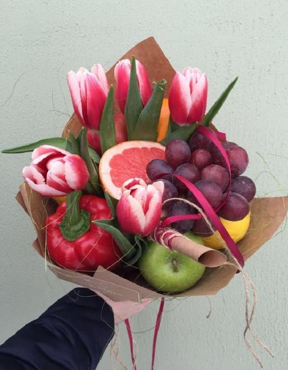 Дарить цветы - банально! 10 идей для нестандартного подарка своими руками...