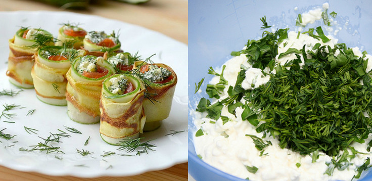 7 вариантов закусок из кабачка: и на пикник можно взять и гостям подать не стыдно...