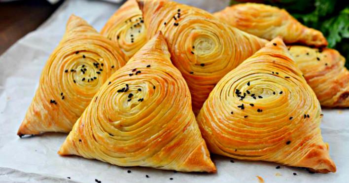 Домашняя самса из духовки: вкусная, ароматная, как в тандыре! Точный рецепт от друзей из Ташкента...