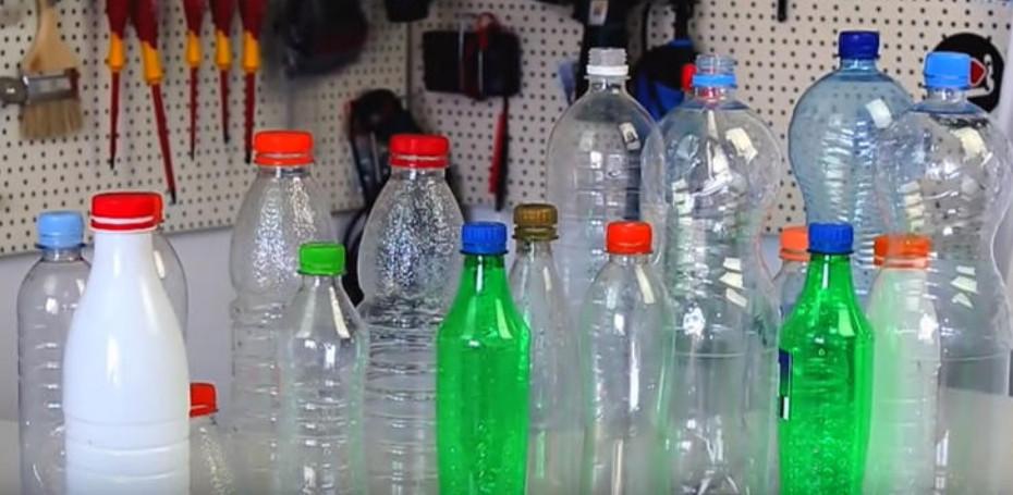70 идей из пластиковых бутылок! Для людей с фантазией не составит труда превратить ненужные вещи в настоящие шедевры...