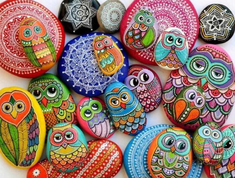 Время собирать камни, или Что можно сделать из гальки... (Часть 2)