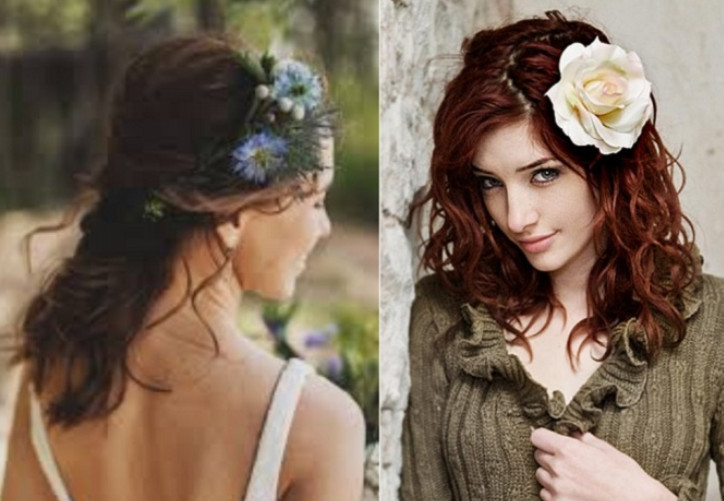 Сходила к парикмахеру и узнала, как сделать женственную прическу... Теперь делаю только сама!