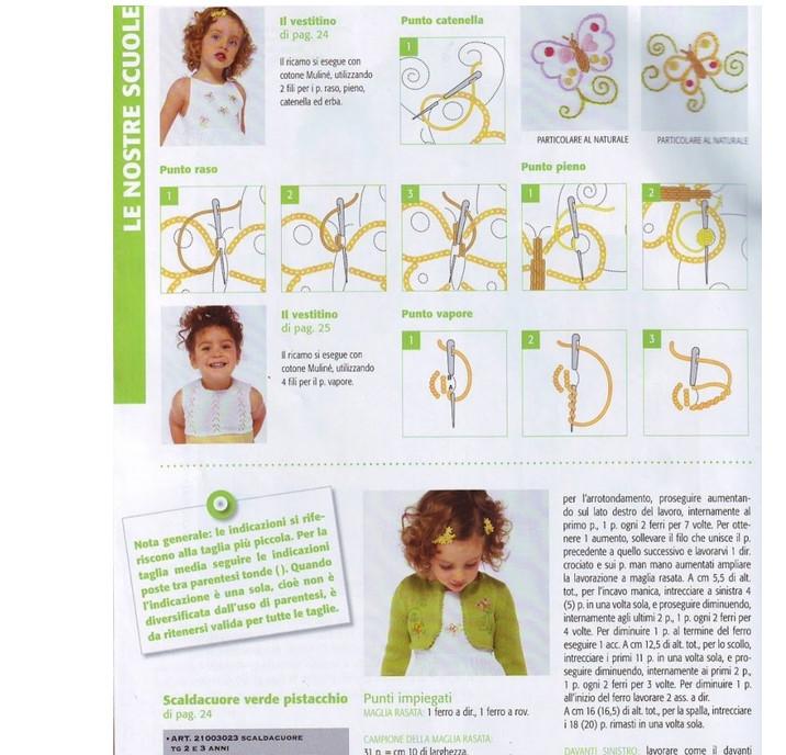 Вышивать на трикотаже очень просто! Посмотрим примеры (Часть 3)...