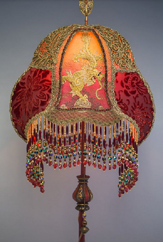 Богемная элегантность в творчестве Christine Kilger... Роскошь, красота и изысканность!