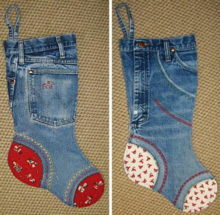 Гениальные идеи своими руками... Просто разрежь старые джинсы и смастери самые незаменимые вещи!