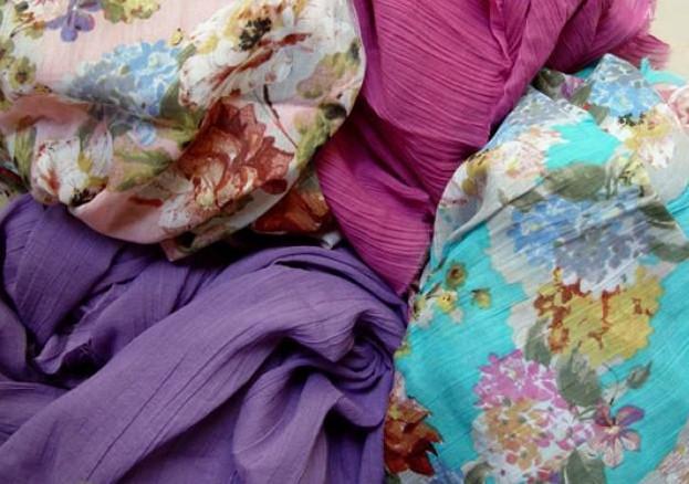 """Лоскутная юбка """"в пол"""" за 4 часа... Модная, стильная и очень нужная вещь!"""