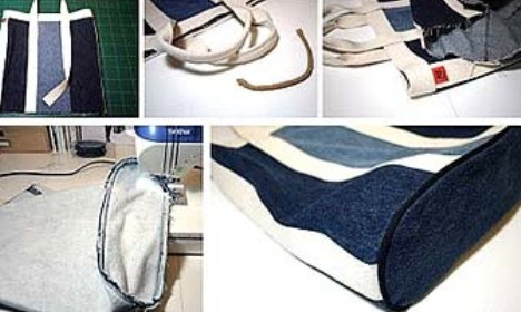 Как сшить сумку из ткани. Идеи, выкройки и мастер класс своими руками